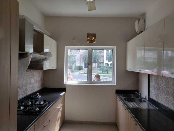 Kitchen Image of 3000 Sq.ft 5 BHK Villa for rent in Sector 90 for 35000