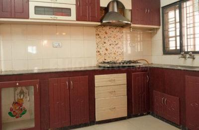 Kitchen Image of Flat No: 101 Saphir Block, Sri Davi Homes in Hafeezpet