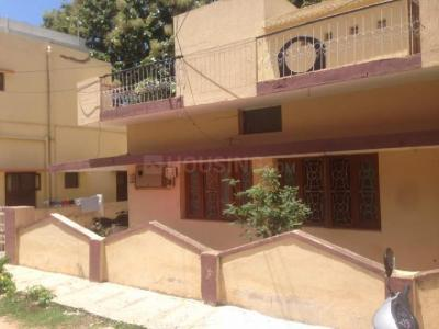 Gallery Cover Image of 850 Sq.ft 2 BHK Independent Floor for rent in Hebbal for 9000