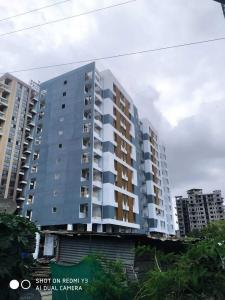 Gallery Cover Image of 653 Sq.ft 1 BHK Apartment for buy in S R Om Paradise, Sus for 3900005