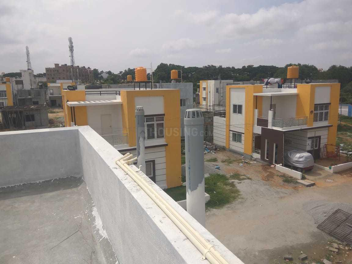Terrace Image of 1133 Sq.ft 3 BHK Villa for buy in Hosur for 4500000
