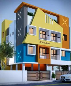 Gallery Cover Image of 637 Sq.ft 2 BHK Apartment for buy in Pammal for 2930200