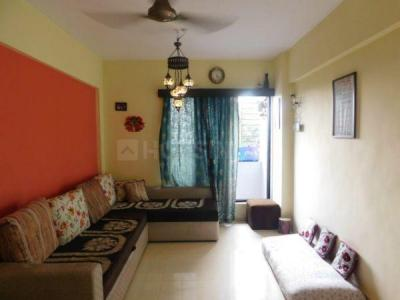 Gallery Cover Image of 750 Sq.ft 1 BHK Apartment for buy in Rukmini Plaza, Airoli for 8000000