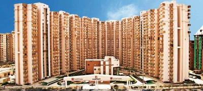 Gallery Cover Image of 1150 Sq.ft 3 BHK Apartment for rent in Supertech Cape Town, Sector 74 for 15000