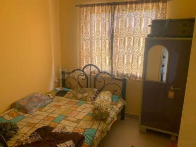 Gallery Cover Image of 550 Sq.ft 1 BHK Apartment for rent in Utalika Luxury, Mukundapur for 15000