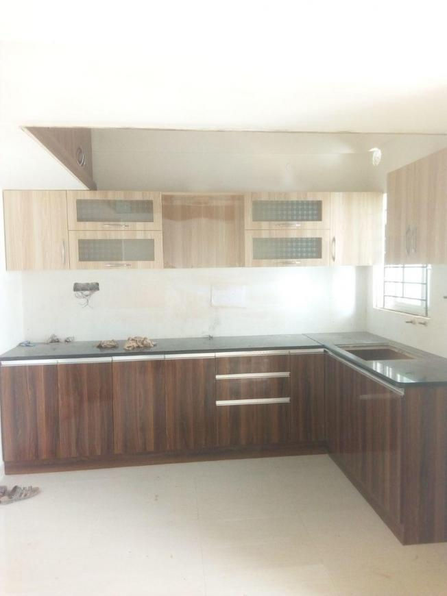 Kitchen Image of 1450 Sq.ft 3 BHK Apartment for rent in Kadugodi for 25000