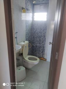 Bathroom Image of Muktidham Apartment in Thaltej