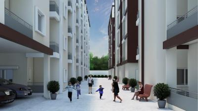 Gallery Cover Image of 990 Sq.ft 2 BHK Apartment for buy in Medchal for 3300000