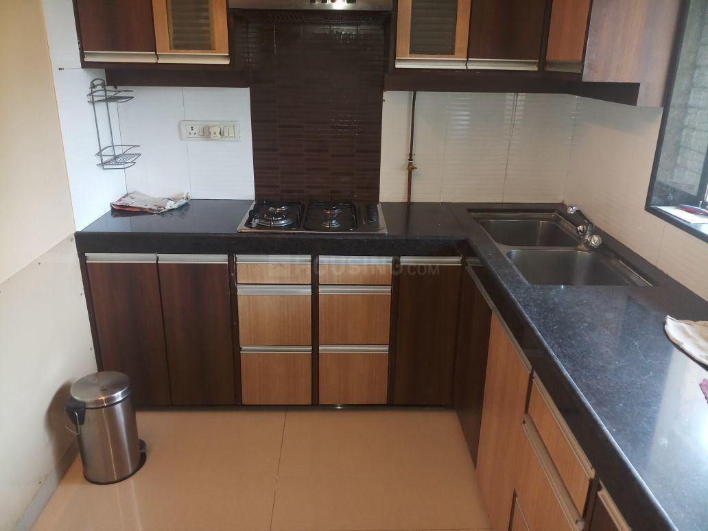 Kitchen Image of 1000 Sq.ft 2 BHK Apartment for rent in Bandra West for 135000