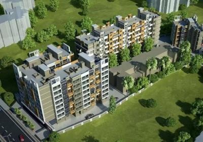 Gallery Cover Image of 710 Sq.ft 1 BHK Apartment for buy in Vastu Swapnapurti Residency, Badlapur East for 2880000
