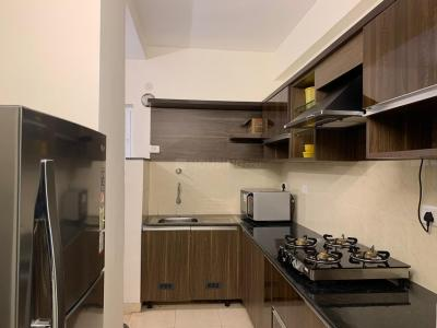 Gallery Cover Image of 614 Sq.ft 1 BHK Apartment for buy in Kovur for 2763000