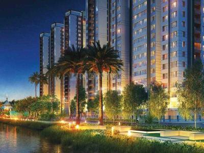 Gallery Cover Image of 824 Sq.ft 2 BHK Apartment for buy in Barasat for 3000000