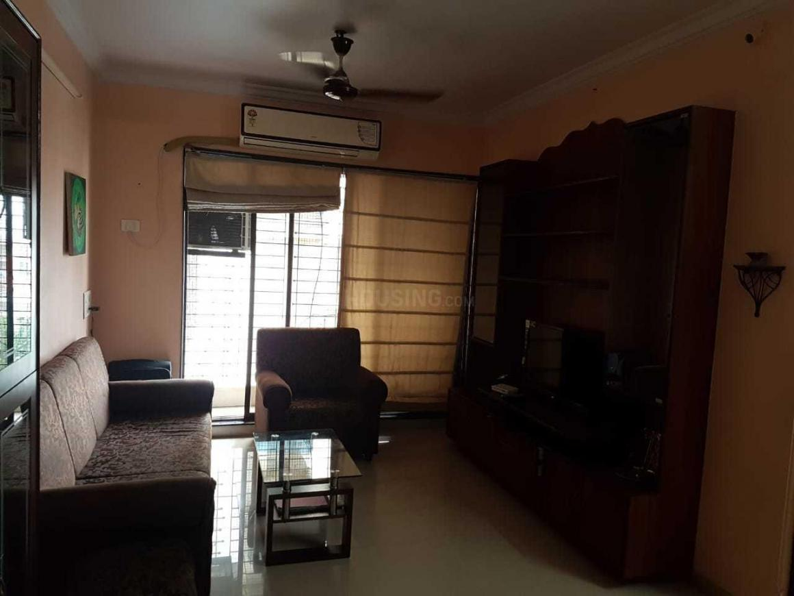Living Room Image of 750 Sq.ft 2 BHK Apartment for rent in Bandra East for 70000