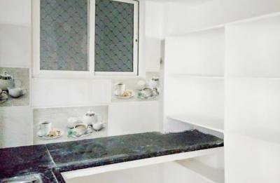 Kitchen Image of Siraj Ahmed Nest F 201 in Jubilee Hills