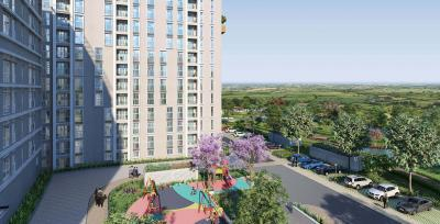 Gallery Cover Image of 1538 Sq.ft 3 BHK Apartment for buy in Eden At Brigade Cornerstone Utopia, Varthur for 10700000