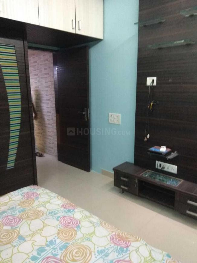 Bedroom Image of 850 Sq.ft 2 BHK Apartment for rent in Kharghar for 30000