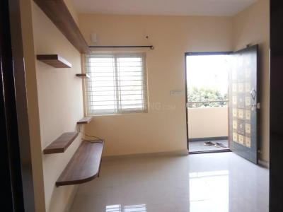 Gallery Cover Image of 500 Sq.ft 1 BHK Independent Floor for rent in Sahakara Nagar for 9000