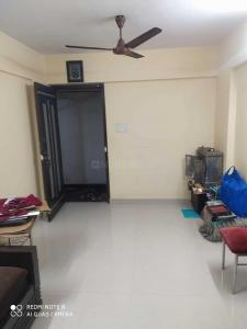 Gallery Cover Image of 621 Sq.ft 1 BHK Apartment for rent in Drishti Heights, Andheri East for 29000