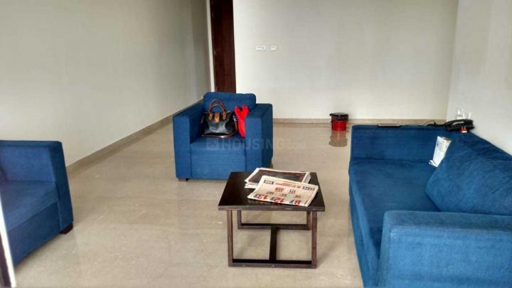 Living Room Image of 1450 Sq.ft 3 BHK Apartment for rent in Lower Parel for 90000