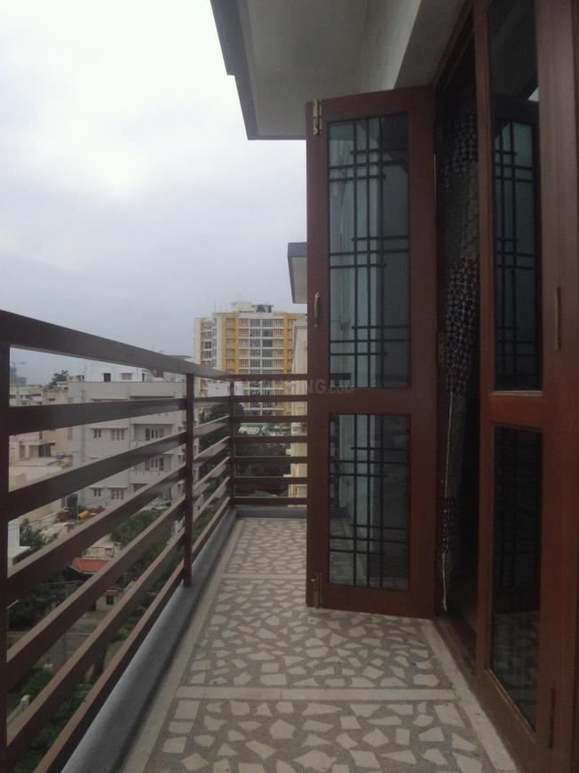 Living Room One Image of 3500 Sq.ft 3 BHK Independent Floor for rent in Amrutahalli for 50000