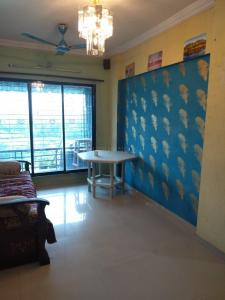 Gallery Cover Image of 680 Sq.ft 1 BHK Apartment for rent in Nerul for 22000
