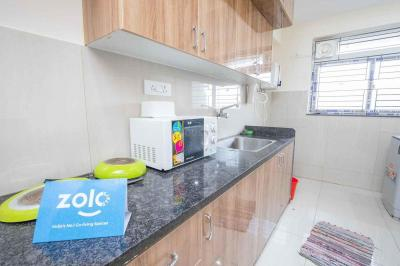 Kitchen Image of Zolo Helena in Sri Sowdeswari Nagar