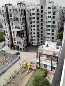 Gallery Cover Image of 550 Sq.ft 1 BHK Apartment for rent in Fursungi for 10000