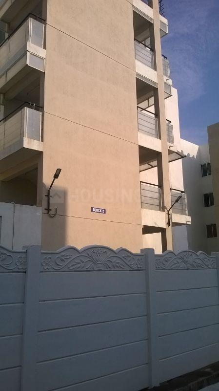 Building Image of 395 Sq.ft 1 BHK Apartment for rent in Padapai for 6000