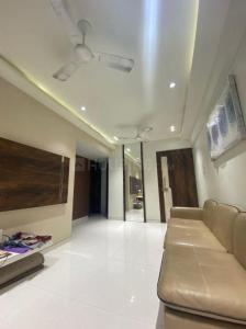 Gallery Cover Image of 600 Sq.ft 1 BHK Apartment for rent in Lenyadri Tower, Nerul for 23000