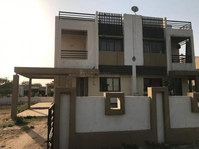 Gallery Cover Image of 1500 Sq.ft 3 BHK Independent House for rent in Uvarsad for 16000