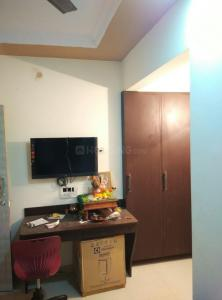 Gallery Cover Image of 400 Sq.ft 1 RK Independent House for rent in Airoli for 12000