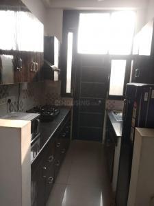 नोएडा एक्सटेंशन  में 4800000  खरीदें  के लिए 4800000 Sq.ft 3 BHK इंडिपेंडेंट हाउस के किचन  की तस्वीर