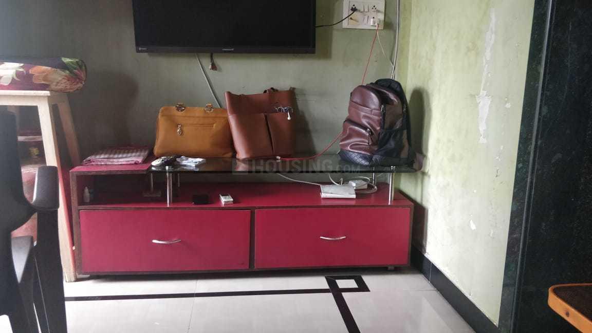 Bedroom Image of 256 Sq.ft 1 RK Apartment for rent in Vikhroli East for 13000
