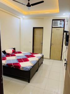 Bedroom Image of Ashiyana PG in Sector 43