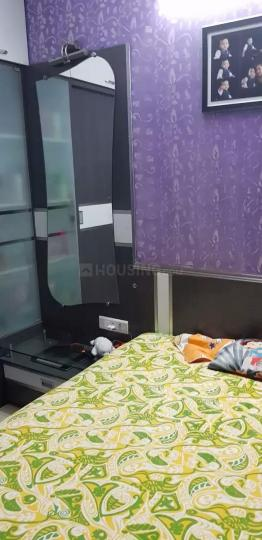 Bedroom Image of 1000 Sq.ft 2 BHK Apartment for rent in Kharghar for 25000