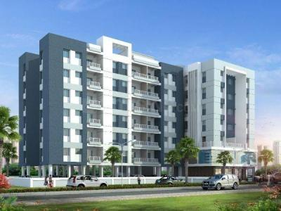 Gallery Cover Image of 593 Sq.ft 1 BHK Apartment for buy in Panchratna Hills, Katraj for 3379000