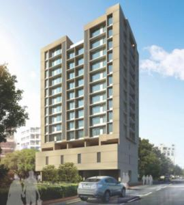 Gallery Cover Image of 1166 Sq.ft 3 BHK Apartment for buy in Jade Deluxe Apartment, Santacruz East for 27500000