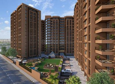 Gallery Cover Image of 2000 Sq.ft 3 BHK Apartment for buy in Chandkheda for 7900000