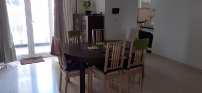 Gallery Cover Image of 2000 Sq.ft 3 BHK Apartment for rent in Prestige Ivy League, Kothaguda for 58000