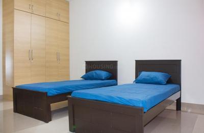Bedroom Image of 3 Bhk In Prestige Silver Crest in Kadubeesanahalli