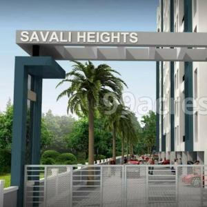 Gallery Cover Image of 573 Sq.ft 1 BHK Apartment for rent in Savali Heights, Chikhali for 8000