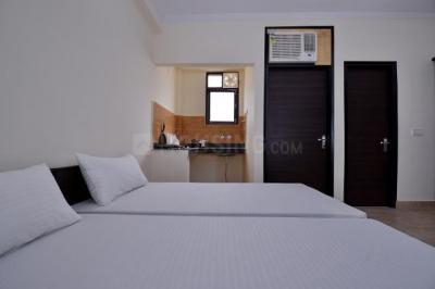 Bedroom Image of Oyo Life Grg1411 Golf Course Rd in Sushant Lok I