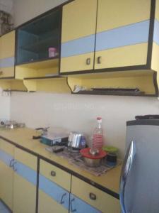 Kitchen Image of Girls PG in Viman Nagar