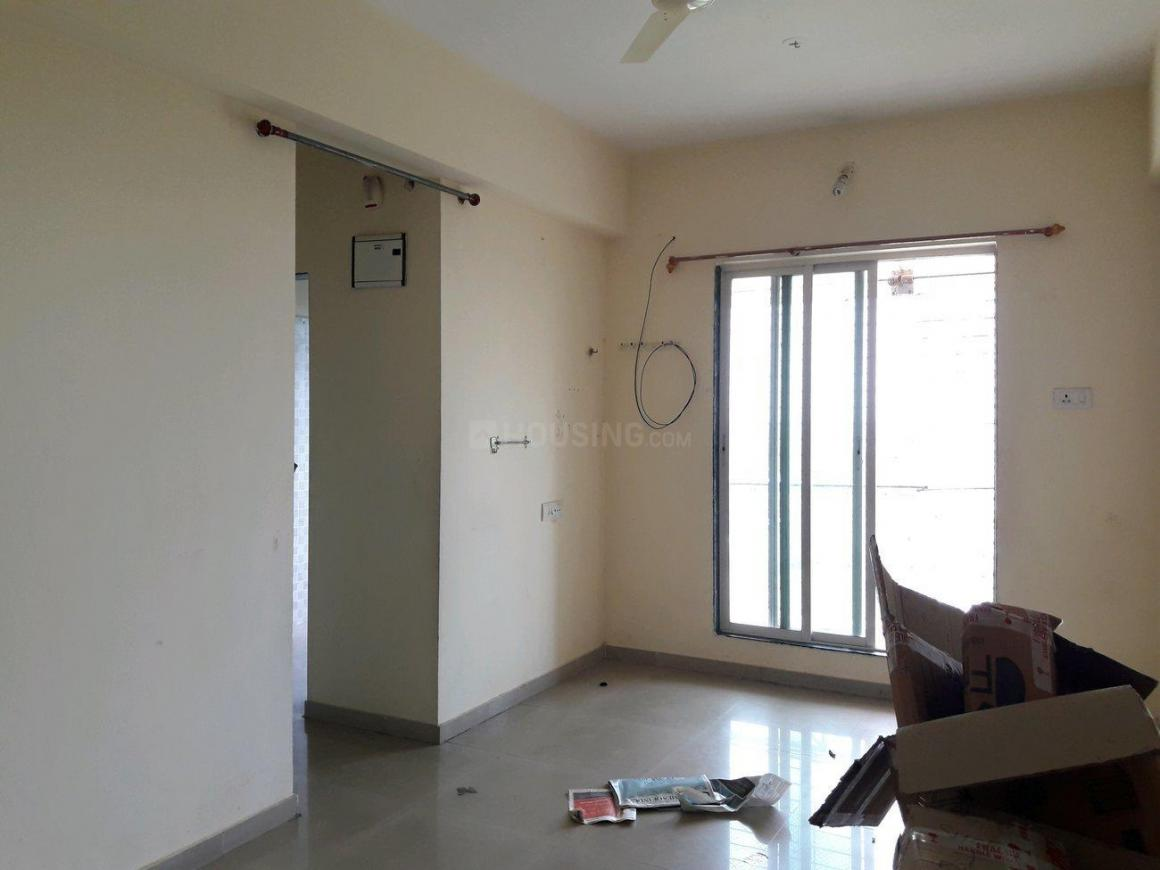 Living Room Image of 675 Sq.ft 1 BHK Apartment for buy in Airoli for 7700000