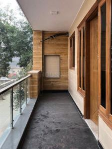 Gallery Cover Image of 1700 Sq.ft 4 BHK Apartment for rent in CGHS Solomon Heights, Sector 19 Dwarka for 34000