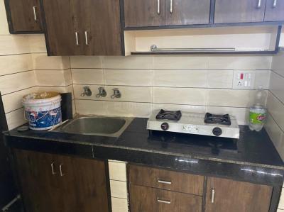 Kitchen Image of Affordable PG in Patel Nagar
