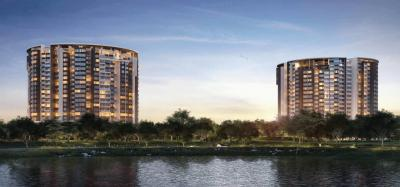 Gallery Cover Image of 1304 Sq.ft 2 BHK Apartment for buy in Godrej Lake Gardens, Harlur for 11600000