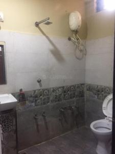 Common Bathroom Image of Charyana Accommodation in Bhadra