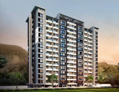 Gallery Cover Image of 569 Sq.ft 1 RK Apartment for buy in Menlo Homes, Hinjewadi for 3500000