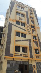 इलेक्ट्रॉनिक सिटी में एसएलवी पीजी में बिल्डिंग की तस्वीर